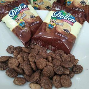 Aloha Snack Dollen Coklat